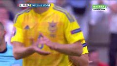 Украина - Польша, Удар, Коноплянка