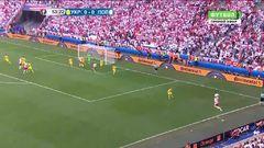 Украина - Польша, Гол, 0-1. Блащиковски,
