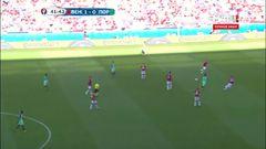 Венгрия - Португалия, Гол, 1-1, Нани