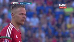 Венгрия - Португалия, Гол, 2-1, Джуджак