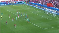 Венгрия - Португалия, Гол, 3-2, Джуджак