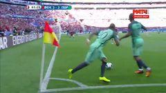 Венгрия - Португалия, Гол, 3-3, Роналду