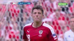Исландия - Австрия, Голевой момент, Шепф