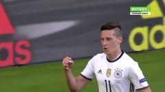 Германия - Словакия, Гол, 3-0, Дракслер
