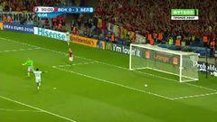 Венгрия - Бельгия, Гол, 0-4, Карраско