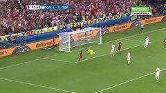 Польша - Португалия, Удар, Седрик