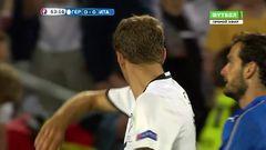Германия - Италия, Голевой момент, Мюллер
