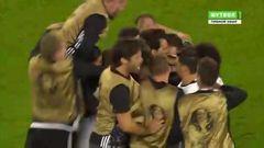 Германия - Италия, Серия пенальти