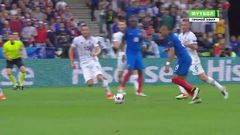 Франция - Исландия, Гол, 3-0, Пайет