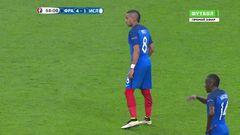 Франция - Исландия, Гол, 5-1, Жиру