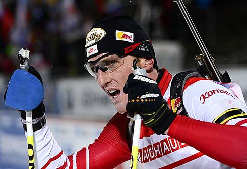 Фридрих ПИНТЕР. Фото AFP