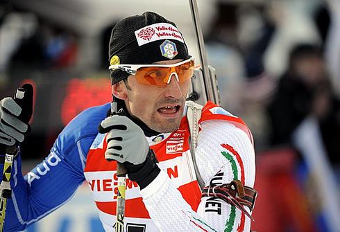 Кристиан Де Лоренци. Фото REUTERS