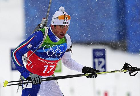 Кристиан Де Лоренци. Фото AFP