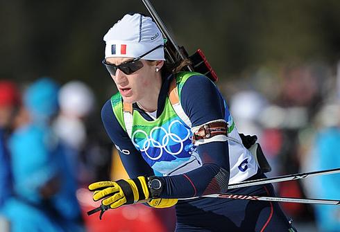 18 февраля 2010 года. Уистлер. Зимние Олимпийские игры. Индивидуальная гонка 15 км. Фото AFP
