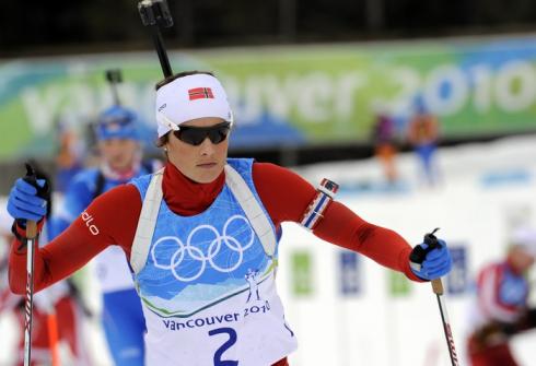 Анн Кристин Флатланн. Фото AFP