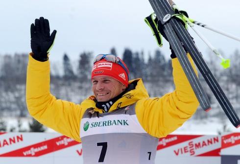 Тобиас Ангерер. Фото AFP