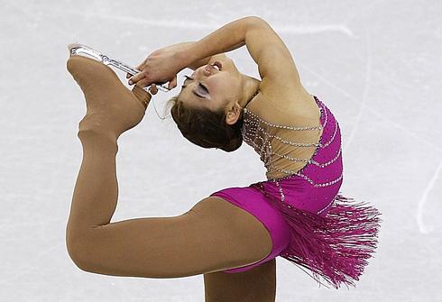 Мираи НАГАСУ на чемпионате США-2013. Фото REUTERS