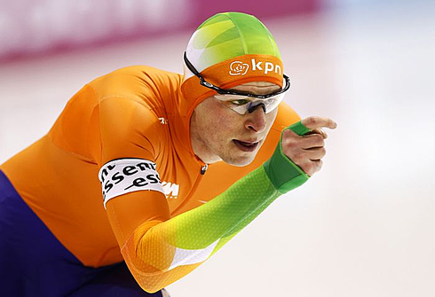 Свен КРАМЕР. Фото AFP