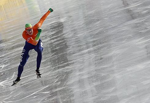 Свен КРАМЕР. Фото REUTERS