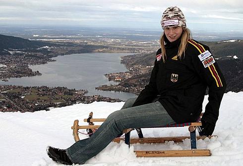 Натали ГАЙЗЕНБЕРГЕР. Фото panoramio.com