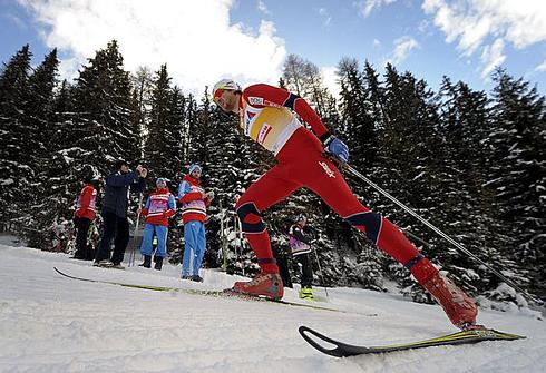 Петтер Нортуг. Фото AFP