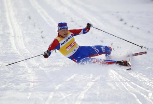 Александр Легков. Фото AFP
