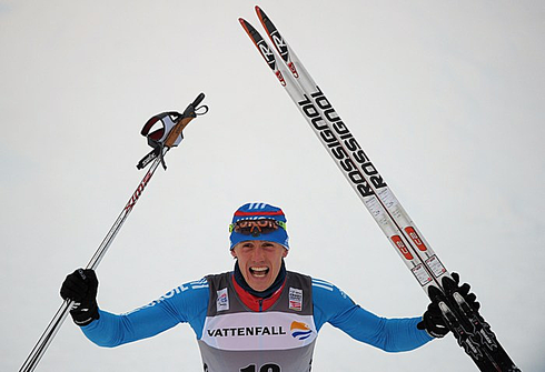 Никита Крюков. Фото AFP