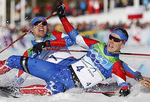 Никита Крюков. Фото REUTERS