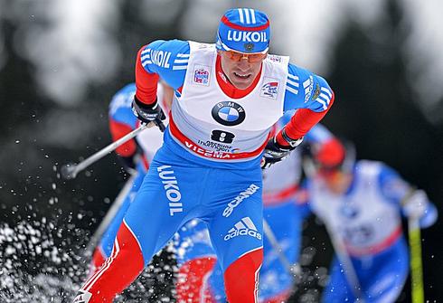 Максим Вылегжанин. Фото AFP