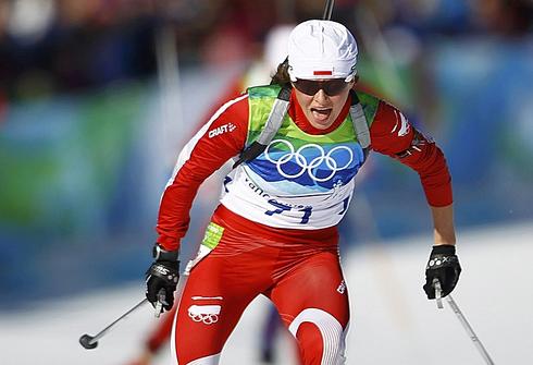 18 февраля 2010 года. Уистлер. Зимние Олимпийские игры. Индивидуальная гонка 15 км. Фото REUTERS