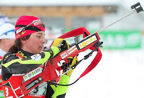 Софи Буайе. Фото AFP