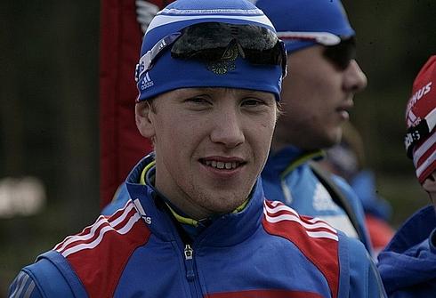 Алексей ВОЛКОВ. Фото biathlonrus.com