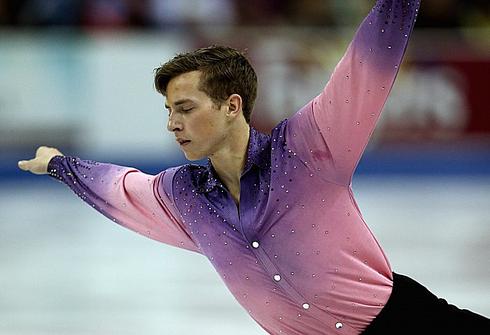Адам РИППОН на чемпионате США-2013. Фото AFP