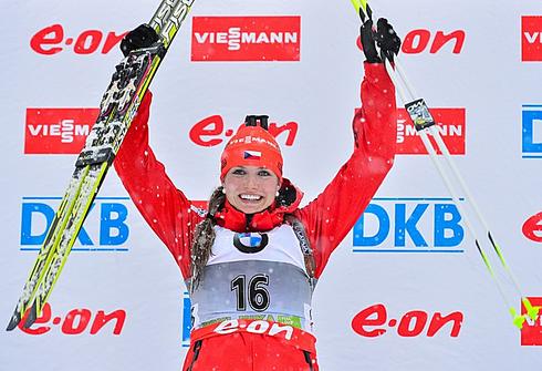 Габриэла Сукалова. Фото AFP