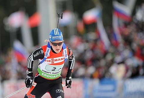 Мириам Гесснер. Фото AFP