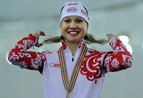 Ольга Фаткулина. Фото AFP