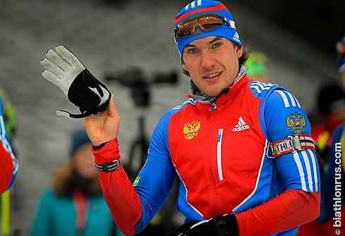 Евгений ГАРАНИЧЕВ. Фото biathlonrus.com