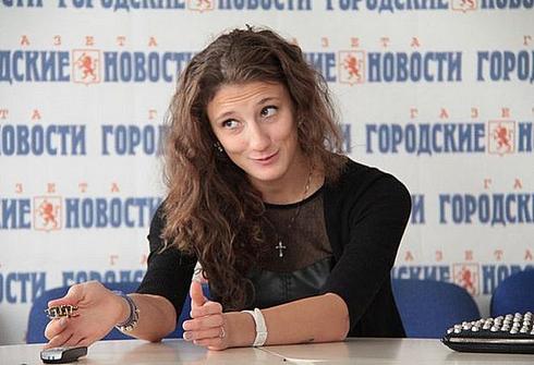 Марика ПЕРТАХИЯ. Фото gornovosti.ru
