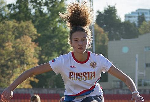 Марика ПЕРТАХИЯ. Фото rsport.ru