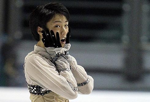 Юзуру Ханью. Фото REUTERS