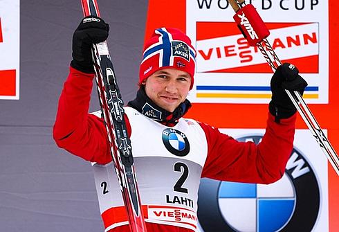 Поль ГОЛЬБЕРГ. Фото ski-nordique.net