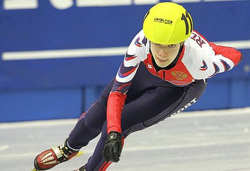 Татьяна БОРОДУЛИНА на ЧЕ-2005 в Турине. Фото AFP