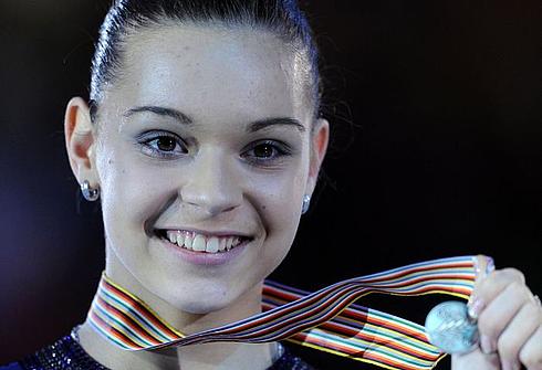 Аделина Сотникова. Фото AFP