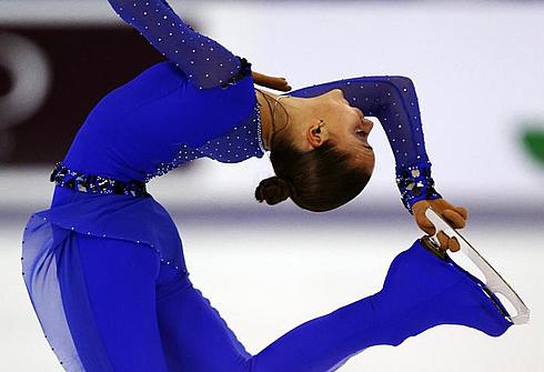 Аделина Сотникова. Фото REUTERS