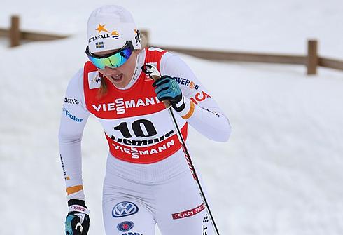 Стина НИЛЬССОН. Фото AFP