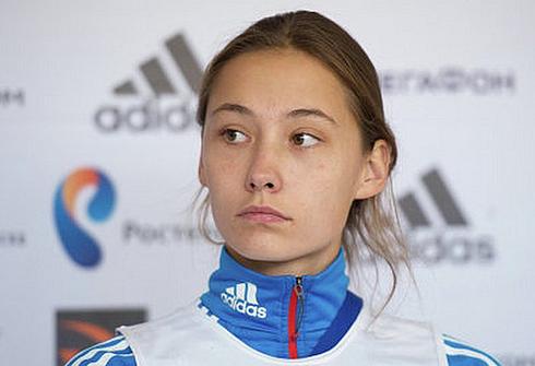 Ирина АВВАКУМОВА. Фото rsport.ru