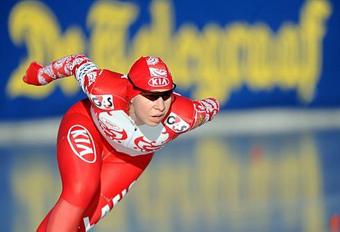 Юлия СКОКОВА на ЧЕ-2012 в Будапеште. Фото AFP