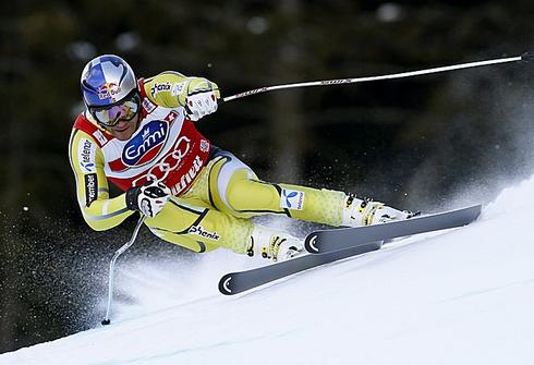 Аксель Лунд Свиндаль. Фото AFP