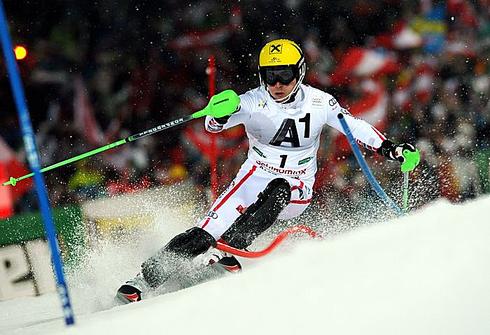 Марсель Хиршер. Фото AFP