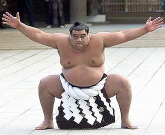 """Сумо. В Нагое без поражений идут Мусасимару и Кайо Фото """"СЭ"""""""